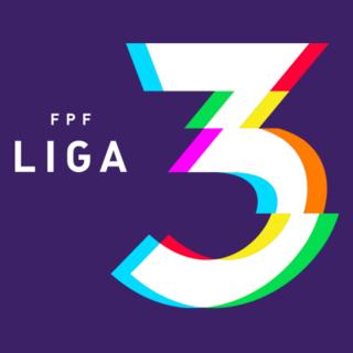 2021–22 Liga 3 (Portugal) 1st season of the Liga 3 (Portugal)
