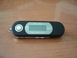 S1 mp3 player example
