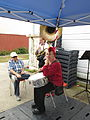 SBernard Community Center Xmas13 Band Snare.JPG