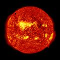 SDO's Ultra-high Definition View of 2012 Venus Transit (304 Angstrom Full Disc).jpg