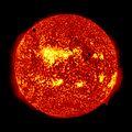 SDO's Ultra-high Definition View of 2012 Venus Transit (304 Angstrom Full Disc).jpg