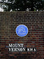 SIR HENRY DALE - Mount Vernon House Mount Vernon Hampstead London NW3 6QR.jpg