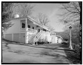 SOUTHWEST FRONT - White Sulphur Springs, Tansas Row, U.S. Route 60, White Sulphur Springs, Greenbrier County, WV HABS WVA,13-WHISP,1G-1.tif