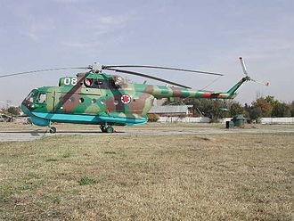 Mil Mi-14 - Georgian Mi-14
