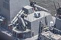 SSM-1B and FAJ (Floating Acoustic Jammer) on JS DD115 Akizuki at Nagoya (2013 August 4th) 10.jpg