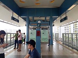 Farmway LRT station LRT station in Singapore
