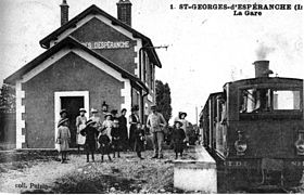 Image illustrative de l'article Tramways de l'Ouest du Dauphiné