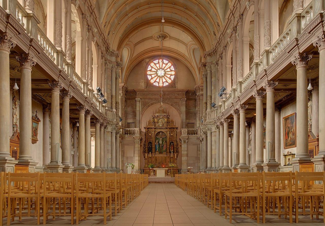 Bon Lundi 1280px-Saint-Maimb%C5%93uf_church