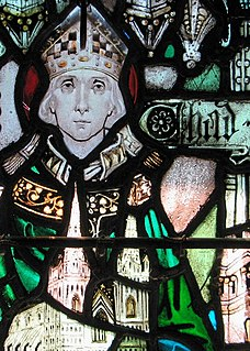 Chad of Mercia 7th-century Bishop of York and Lichfield