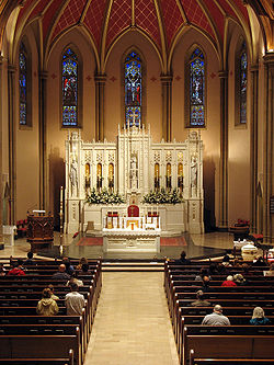 Saint John Berchmans Cathedral, interior - Shreveport.jpg