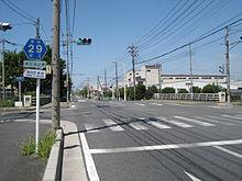 埼玉県道・千葉県道29号草加流山...