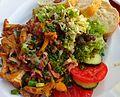Salat Pfifferlinge Speck.jpg