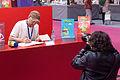 Salon du livre 2011 à Genève - Wikimédien au travail (2).jpg