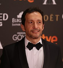 Salvador Calvo at Premios Goya 2017 (cropped).jpg