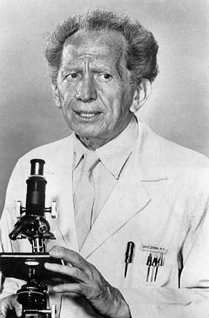 Sam Jaffe - Jaffe as David Zorba in Ben Casey, 1961