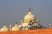 Samadhi of Raja Ranjit Singh.JPG