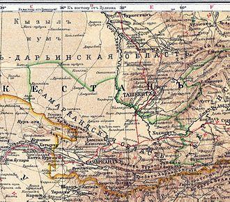 Samarkand Oblast - Image: Samarkand Oblast