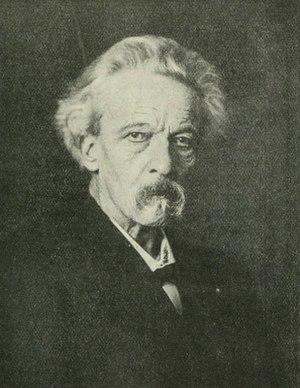 Samuel de Lange - Samuel de Lange Jr. in a book of 1908