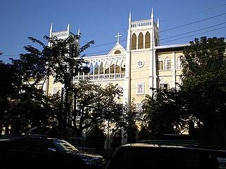 San Beda College of Law - San Beda College Mendiola Campus