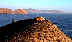 San Carlos Nuevo Guaymas - View of San Carlos Bay, Sonora
