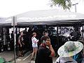San Diego Comic-Con 2011 - Alienware humvee tent (6039794976).jpg