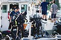 San Diego Harbor Police divers, Operation Clean Sweep 2014 -a.jpg