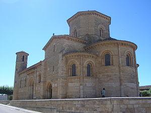 Romanesque architecture in Spain - San Martín de Frómista, Palencia