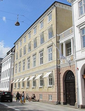 Sankt Annæ Plads - No. 1-3