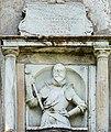 Sankt Georgen am Längsee Burg Hochosterwitz 07 Khevenhüllertor 1582 Supraporte 01062015 1101.jpg