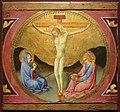 Sano di pietro, crocifissione, 1445 ca.jpg