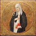 Sano di pietro, santa caterina da siena, 1442 ca.jpg