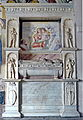 Santa Maria sopra Minerva, Kreuzgang Grabmal Kardinal Astorgio Agnesi.JPG