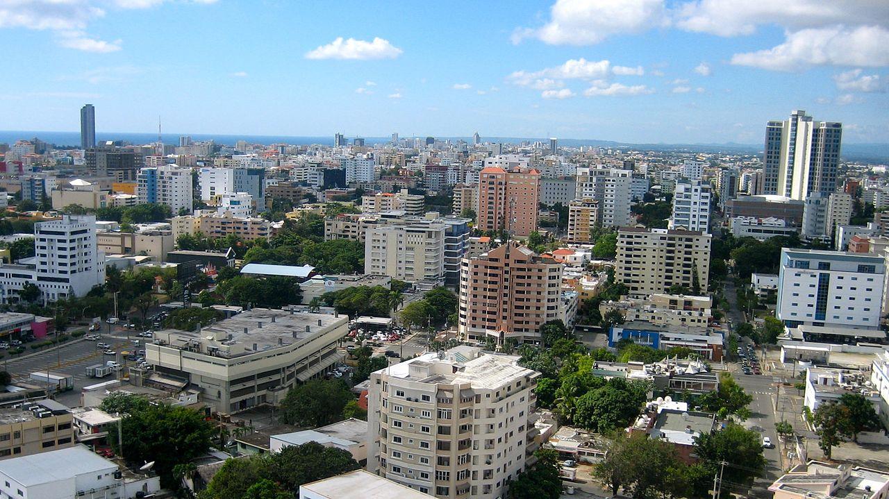 Santo Domingo (2011).
