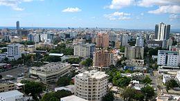 Santo Domingo – Veduta