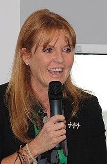 Sarah Ferguson en Leeds 2008.jpg