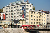 Sarajevo Tram-506 Line-3 2011-10-31 (2).jpg