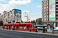 Sarajevo Tram-507 Line-3 2011-10-07.jpg