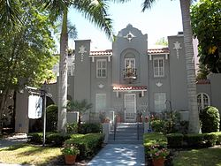 Sarasota FL Downtown HD DeCanizares House02.jpg