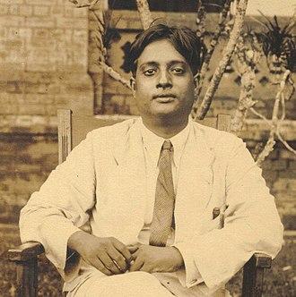 Satyendra Nath Bose - Bose at Dhaka University in the 1930s
