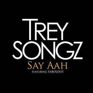 Say Aah - Image: Say aah cover art