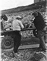 Scheveningen, het slopen van de bunkers en versperringen, Bestanddeelnr 900-9448.jpg