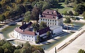 Abensberg-Traun - Image: Schloss Traun