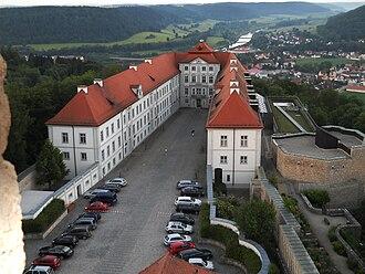 Bishopric of Eichstätt - Image: Schloss Hirschberg 07
