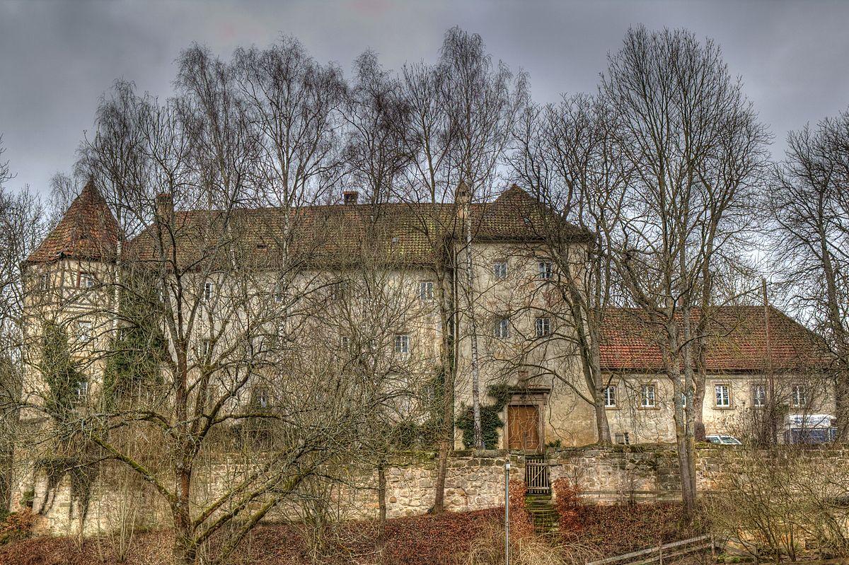 Px Schloss Wildenroth Front