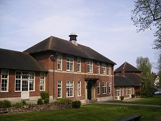 Bournville Centre for Visual Arts - School of Art and Design Building, Bournville