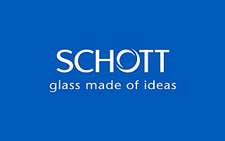 Schott AG German glass company