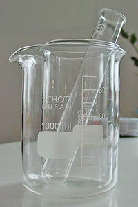 Borosilicate Glass Ml Beaker