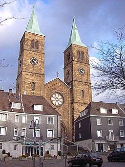 Schwelm Altmarkt Christuskirche