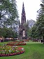 Scott Monument in Edinburgh - panoramio.jpg