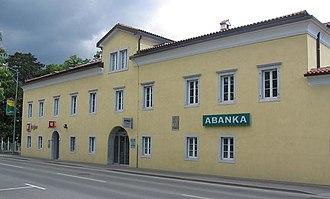 Sežana - Image: Sežana,starigrad